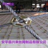 柔性钢丝绳网,中国钢丝绳网,包山钢丝绳网