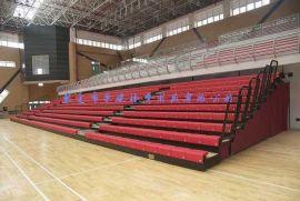 广东体育馆电动伸缩看台座椅