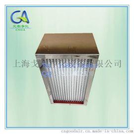 耐高温胶条 300度耐高温有隔板高效过滤器