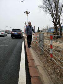 景区绳索护栏厂家@景区公路护栏@景区防撞护栏