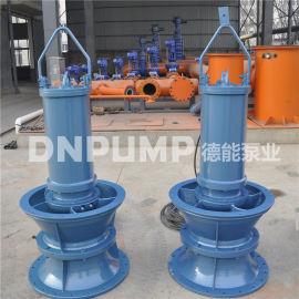 泵站改造工程潜水轴流泵