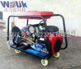 成都沃力克厂家供应工业超高压清洗机380V清洗机