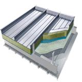 YX65-430型铝镁锰合金板 铝镁锰设计安装
