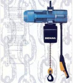 DEMAG环链电动葫芦 德马格起重机 德马格葫芦