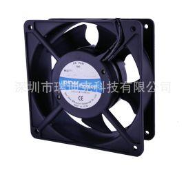 工厂生产12038散热风扇 滚珠AC110V-120V 机箱散热风扇交流