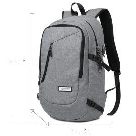 上海定制商务双肩背包 电脑包 箱包工厂批发定做 来图打样