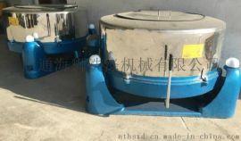食品甩干机-蔬菜脱水机-离心脱水机-布草脱水机-大型工业不锈钢脱水机