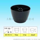 上海 圆形塑料沙发脚 环保脚垫 家具支撑腿 KR-P0110