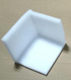 佛山EPE护角 珍珠棉护边 环保珍珠棉护条包装