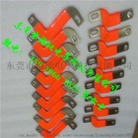 定制STM铜箔软连接规格 两端压焊铜箔软连接现货