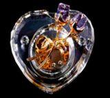 水晶玫瑰音樂盒