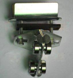 C30型钢轨道异型钢滑轨电缆跑车行车小滑车吊滑轮起重滑轮起重