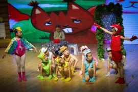 北京艺晨舞悦开学季校园儿童舞蹈演出服装定制新款