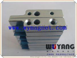厂家供应钕铁硼异形强磁,治具专用永磁铁