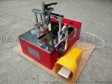 新款台式小P3气动钉角机无缝拼框相框机器厂家