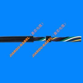 聚氨酯PUR拖链电缆