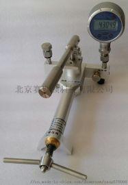 便携式手动气压源4MPa 压力校验仪