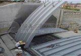 天元装备气盾坝应用原理 橡胶坝改造气盾钢坝厂家