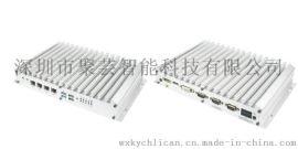 深圳聚芸高可靠带隔离车载工业电脑