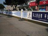 安徽銅陵道路護欄 綠化帶隔離欄 市政護欄