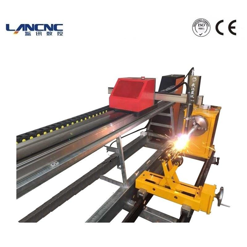 钢管切管机 17年相贯线钢管切割机研发生产厂家