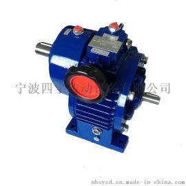 破桥式螺杆泵UDY3-100减变速机维修
