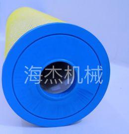 多折滤芯 采用聚酯纤维布折叠 拉力强度高