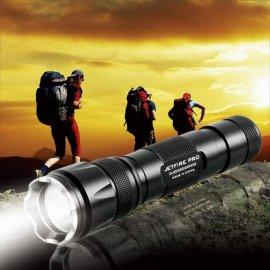 铝合金LED防水防摔手电筒(CSJH)