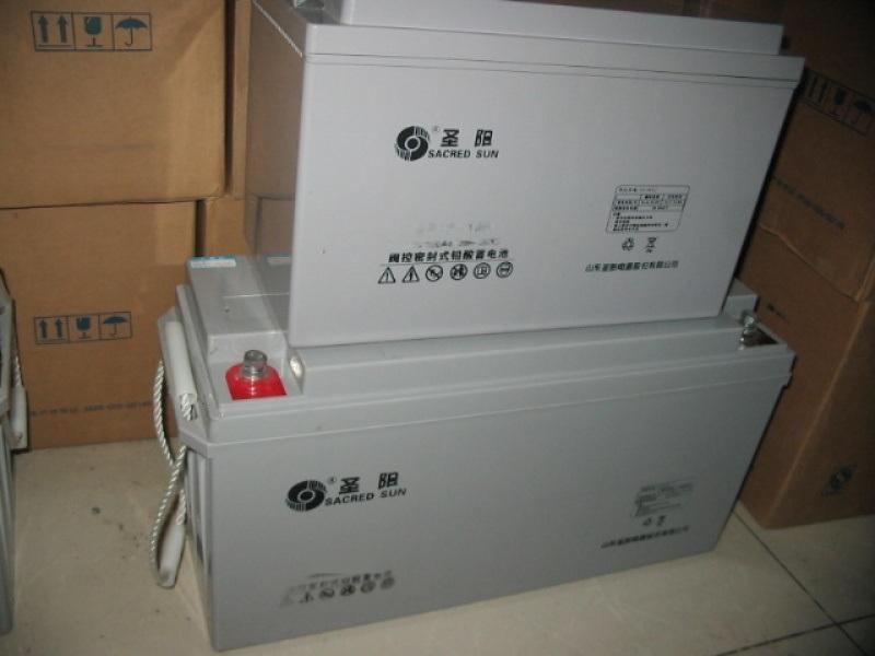 上海嘉定 聖陽蓄電池SP12V120AH免維護電池