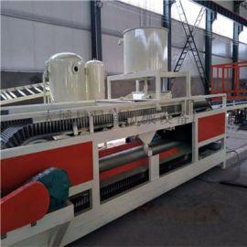 聚合聚苯板设备及热固复合聚苯板设备的投资规模