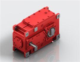 H平行轴齿轮箱(迈传)硬齿面齿轮箱减速机加工定制