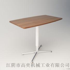 KY-D68-XL鋁腳X型材質洽談桌
