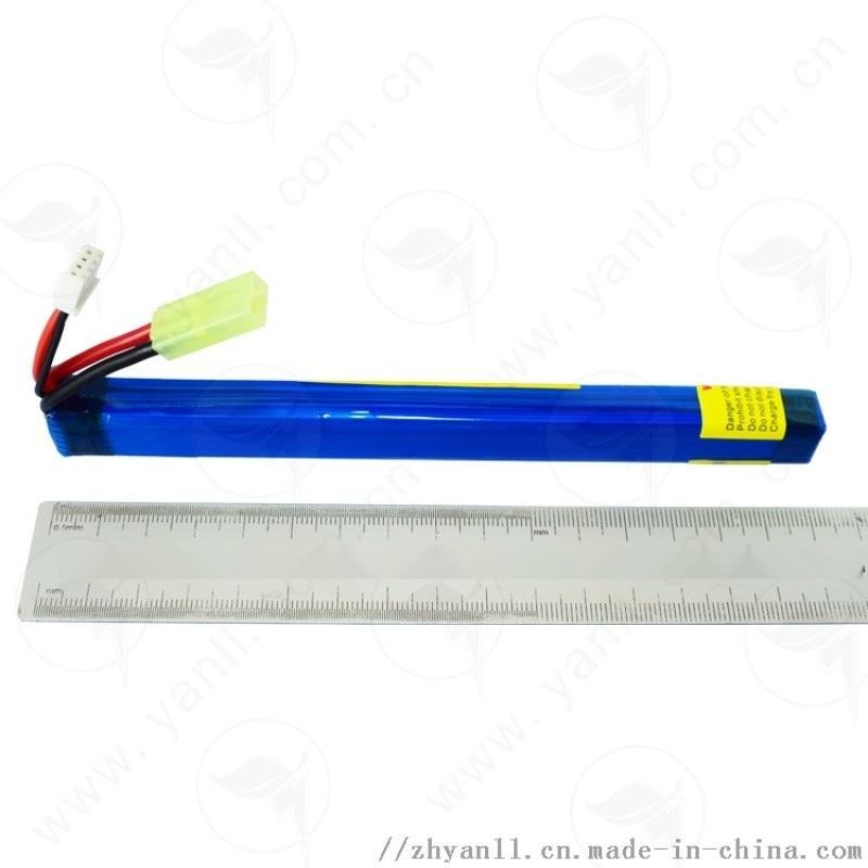 电动AK遥控模型锂电池 1200mAh 20C