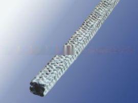 卓瑞密封生产预氧丝碳纤维盘根