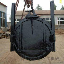 电动铸铁方闸门,环保型1.5×1.5米铸铁闸门