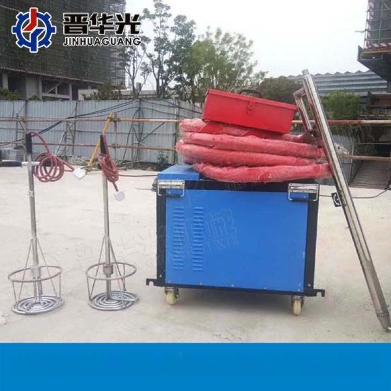 山东东营非固化沥青加热喷涂机非固化防水施工设备
