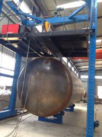 厂家罐体焊接机 H型钢龙门焊 异形罐体环缝焊设备