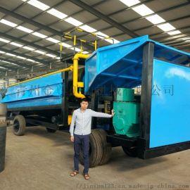 砂金选矿机械现货 淘金机械设备现场 出售采金设备