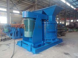 新型制砂机全套 鹅卵石立式制砂机 立轴式制砂机