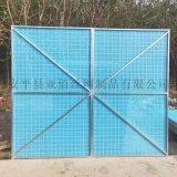 亚佰 建筑防护爬架网 镀锌板冲孔爬架网厂家
