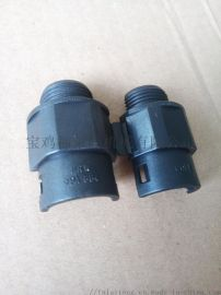 AD25.8-M25*1.5PA双开波纹管接头