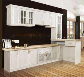 铝合金家具定制整体厨房橱柜定做中欧式安全家居