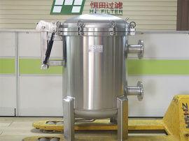 定制多袋式过滤器 液体杂质拦截过滤设备 质量好