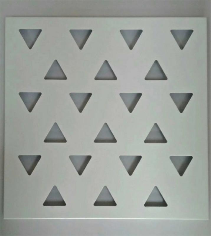 铝单板打孔图案 呼和浩特铝单板 2.0冲孔铝板报价