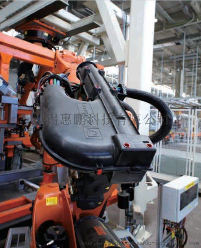 机器人管线包附件支撑架(  轴)钢制镀锌材质
