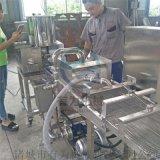 可乐饼生产设备,可乐饼挂浆机,YW可乐饼成型机