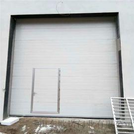 河南厂家供应 垂直提升门 厂房车间工业门
