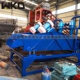 沙场机制砂脱水回收设备 细砂回收机生产厂家