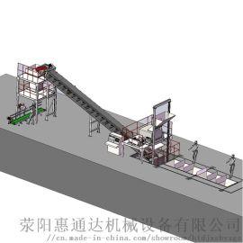 机械设备厂, 肥料生产线