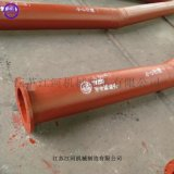 江蘇江河機械 耐磨彎頭生產廠家 雙金屬複合管規格